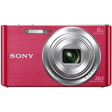 Sony CyberShot DSC-W830 růžový (DSCW830P.CE3)