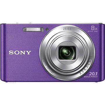 Sony CyberShot DSC-W830 fialový (DSCW830V.CE3)