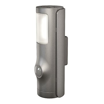 OSRAM NIGHTLUX Torch LED mobilní svítidlo, stříbrné (4058075027251)