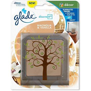 Glade by Brise Vanilla Discreet Decor osvěžovač vzduchu sklo 8 g