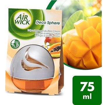 AIRWICK Decosphere Mango a zelený citrón 75 ml