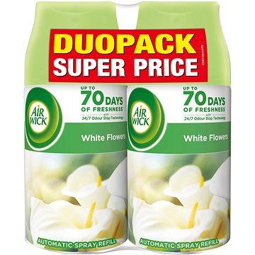 AIRWICK Freshmatic náplň DUO Bílé květy frézie 2x 250 ml