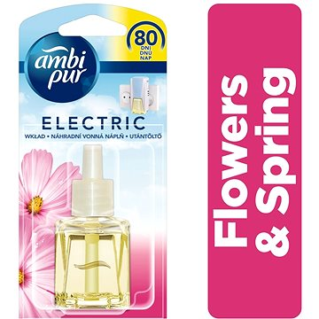 AMBI PUR Electric Flowers & Spring náplň 20 ml (4015600570309)