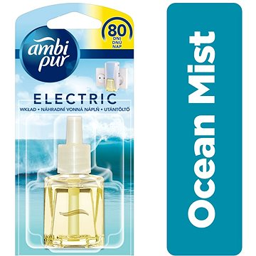 AMBI PUR Electric Ocean Mist náplň 20ml (4015600570422)