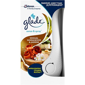 Glade by Brise Sense&Spray Collection Santalové drevo z Bali 1+18 ml