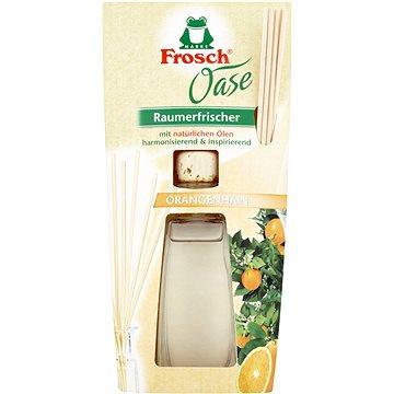 Osvěžovač vzduchu FROSCH Oase aroma difuzér Pomerančový háj 90 ml (4001499180842)