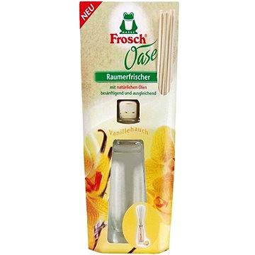 Osvěžovač vzduchu FROSCH Oase aroma difuzér Vanilkový vánek 90 ml (4001499180866)