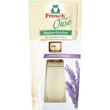 Osvěžovač vzduchu FROSCH Oase aroma difuzér Levandule 90 ml (4001499185519)