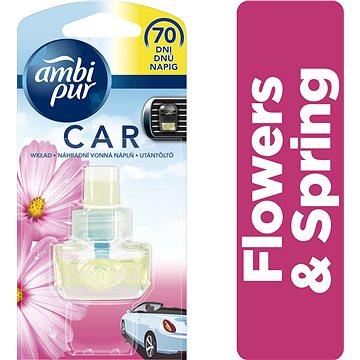 Osvěžovač vzduchu AMBI PUR Car Flowers & Spring 7 ml (4084500278912)