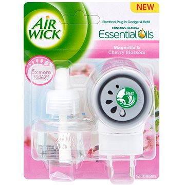 Osvěžovač vzduchu AIRWICK Essential Oils Magnolie a květy třešní strojek + náplň 19 ml (5997321757438)
