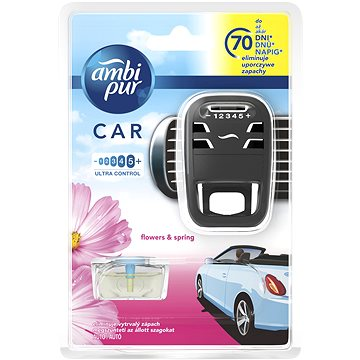 AMBI PUR Car3 Flowers Starter 7ml (4084500278387)