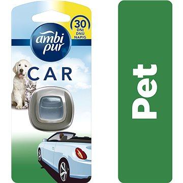 Osvěžovač vzduchu AMBI PUR Car Pet 2ml (4084500942455)