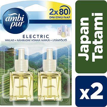Osvěžovač vzduchu AMBI PUR Japan Tatami refill 2x20ml (4015400890157)
