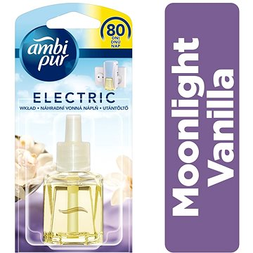 AMBI PUR Electric Moonlight Vanilla 20 ml náplň (4015600570330)