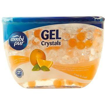 Osvěžovač vzduchu AMBI PUR Gel Crystals Fresh&Cool 150g (4084500998148)