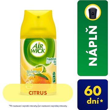 Osvěžovač vzduchu AIRWICK Freshmatic náplň Citrus 250 ml (3059943009066)