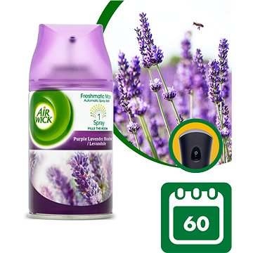 Osvěžovač vzduchu AIRWICK Freshmatic náplň Levandule 250 ml (3059943009080)