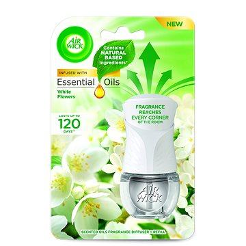 Osvěžovač vzduchu AIRWICK Electric náplň Bílé květy frézie 19 ml (5997321752037)