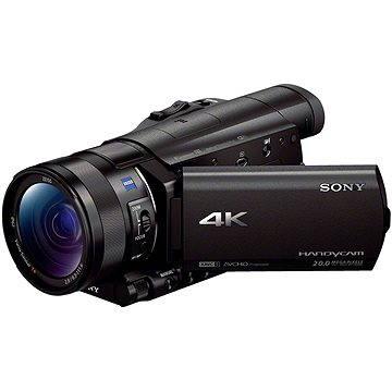 Sony FDR-AX100 4K Handycam (FDRAX100EB.CEE)