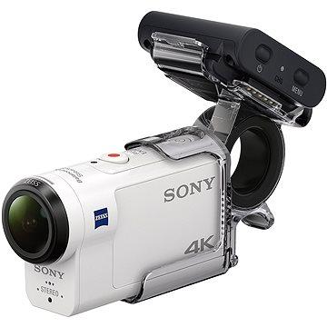 Sony ActionCam FDR-X3000RFDI + grip na prst AKAFGP1 (FDRX3000RFDI.EU)