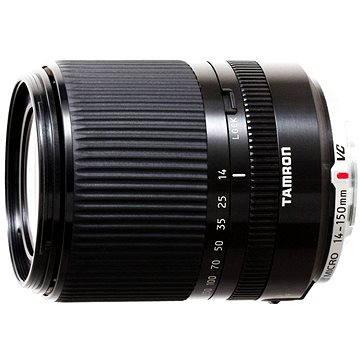 TAMRON AF 14-150mm F/3.5-5.8 Di III VC black pro Micro 4/3 (581209)