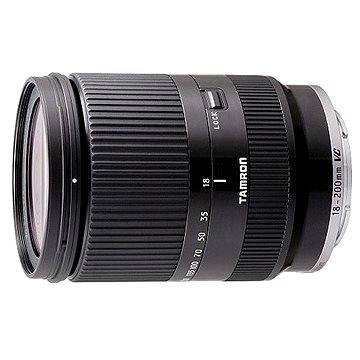 TAMRON AF 18-200mm F/3.5-6.3 Di III VC black pro EOS-M (581210) + ZDARMA UV filtr Polaroid MC UV 62mm