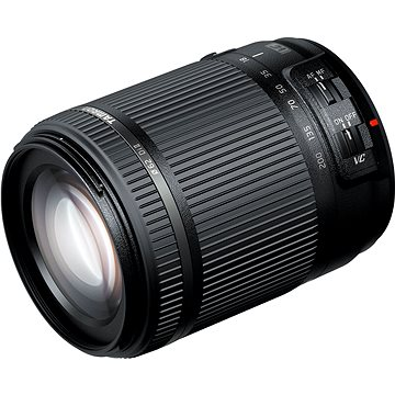TAMRON AF 18-200mm f/3.5-6.3 Di II VC pro Nikon (580710) + ZDARMA UV filtr Polaroid MC UV 62mm