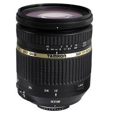TAMRON AF SP 17-50mm F/2.8 Di II pro Canon XR VC LD Asp. (IF) (B005 E) + ZDARMA Štětec na optiku Hama Lenspen