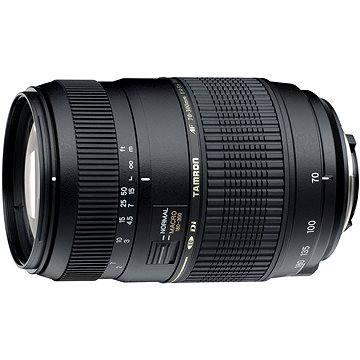 TAMRON AF 70-300mm f/4.0-5.6 Di pro Nikon LD Macro 1:2 (580353) + ZDARMA UV filtr Polaroid MC UV 62mm