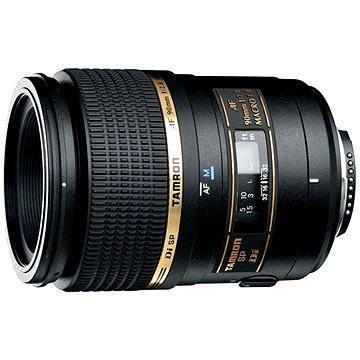 TAMRON AF SP 90mm F/2.8 Di pro Nikon Macro 1:1 (272 EN II) + ZDARMA Štětec na optiku Hama Lenspen
