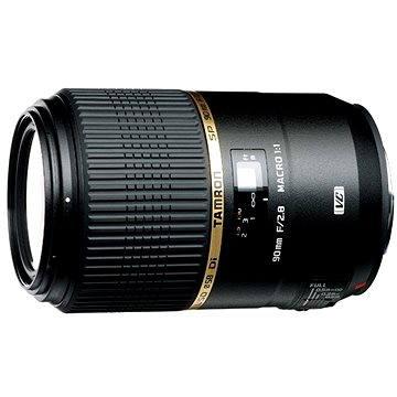 TAMRON SP 90mm F/2.8 Di Macro 1:1 VC USD pro Canon (F004E) + ZDARMA Štětec na optiku Hama Lenspen