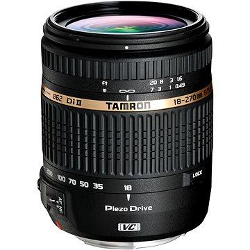 TAMRON AF 18-270mm F/3.5-6.3 Di-II VC PZD pro Nikon + UV filtr Polaroid 62mm + ZDARMA UV filtr Polar