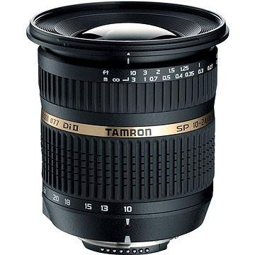 TAMRON SP AF 10-24mm F/3.5-4.5 Di-II pro Nikon LD Asp.(IF) (B001 N II) + ZDARMA Štětec na optiku Hama Lenspen