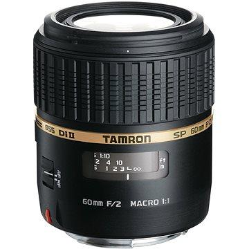 TAMRON SP AF 60mm F/2.0 Di-II pro Nikon LD (IF) Macro 1:1 (G005 N II)