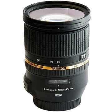 TAMRON SP 24-70mm F/2.8 Di VC USD pro Canon (A007 E) + ZDARMA Štětec na optiku Hama Lenspen