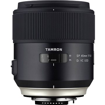 TAMRON SP 45mm f/1.8 Di VC USD pro Nikon (581216)