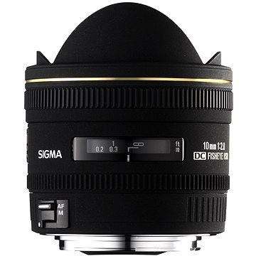 SIGMA 10mm F2.8 EX DC Fisheye HSM Pentax (SI 477961)