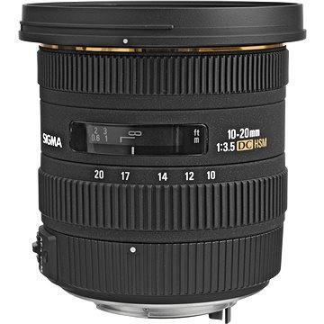 SIGMA 10-20mm f/3.5 EX DC HSM Pentax (SI 202961)