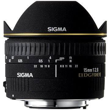 SIGMA 15mm f/2.8 EX DG FISHEYE DIAGONAL Pentax (SI 476945)