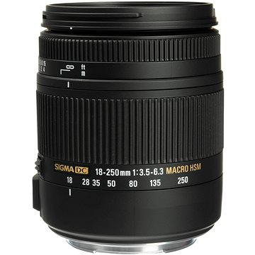 SIGMA 18-250mm f/3.5-6.3 DC MACRO HSM Pentax (SI 883961)
