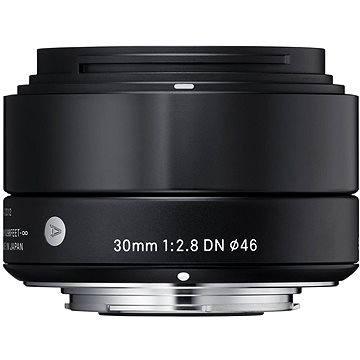 SIGMA 30mm f/2.8 DN ART černý SONY (12110800)