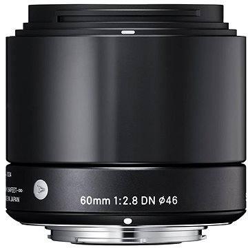 SIGMA 60mm f/2.8 DN ART černý OLYMPUS (12111100)