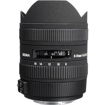 SIGMA 8-16mm f/4.5-5.6 DC HSM Pentax (SI 203961)