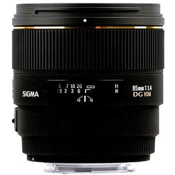 SIGMA 85mm f/1.4 EX DG HSM Pentax (SI 320)