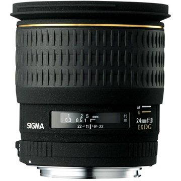 SIGMA 24mm F1.8 EX DG ASPHERICAL MACRO pro Sony (SI 432934)