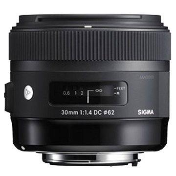 SIGMA 30mm F1.4 DC HSM Art pro Nikon (SI 301955)