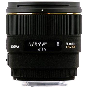 SIGMA 85mm F1.4 EX DG HSM pro Sony (SI 320962)