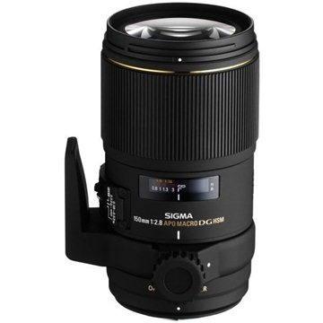 SIGMA 150mm F2.8 APO MACRO EX DG OS HSM pro Nikon (SI-106955) + ZDARMA Štětec na optiku Hama Lenspen