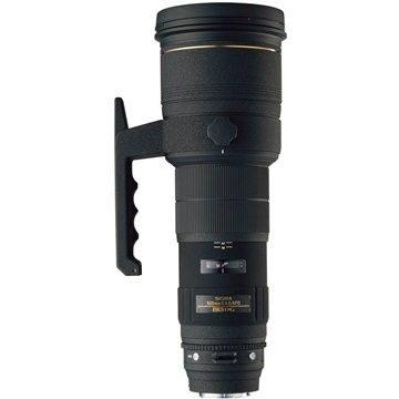 SIGMA 500mm F4.5 APO EX DG pro Canon (SI 184927)