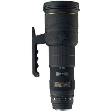 SIGMA 500mm f/4.5 APO EX DG pro Nikon (SI 184955)